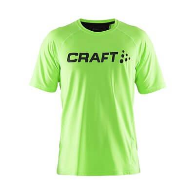 Trička Craft Triko Precise krátký rukáv zelená