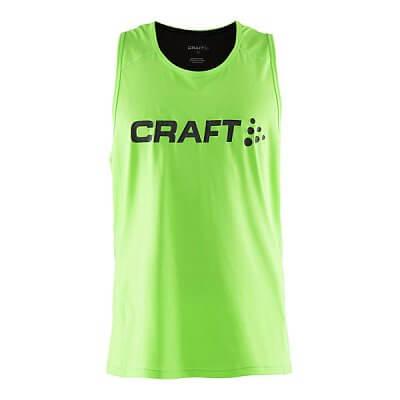 Trička Craft Nátělník Precise zelená