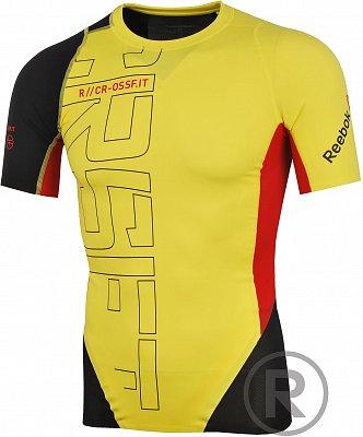 Pánské tričko na CrossFit Reebok CrossFit MDWT SS