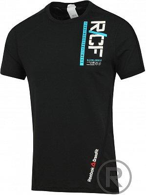 Pánské tričko na CrossFit Reebok CrossFit CORDURA SS