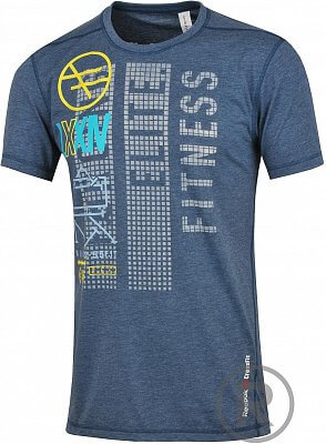 Reebok CrossFit BURNOUT T