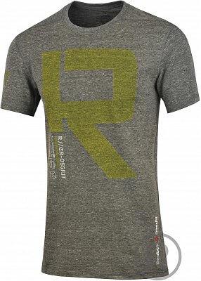 Pánské tričko na CrossFit Reebok CrossFit TRIBLEND R