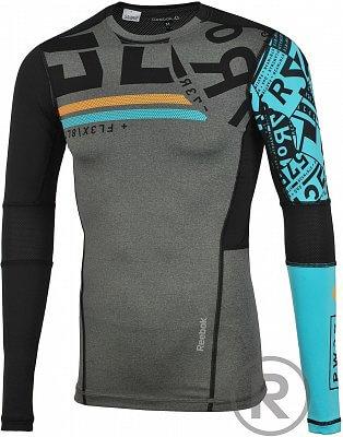 Pánské sportovní tričko Reebok OS LS COMP