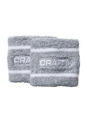 Doplňky oblečení Craft Potítko 2-pack šedá