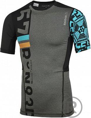 Pánské sportovní tričko Reebok OS SS COMP