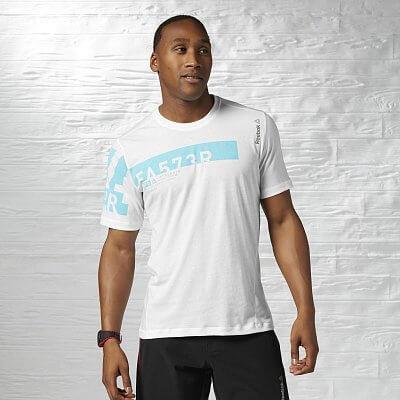 Pánské sportovní tričko Reebok OS TRIBLEND 1