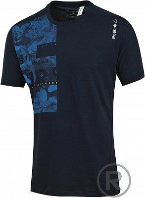 Pánské sportovní tričko Reebok OS TRIBLEND 2