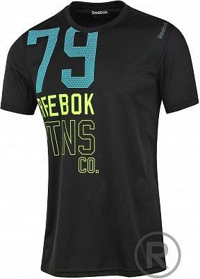 Pánské sportovní tričko Reebok WOR 79 FTNS TEE