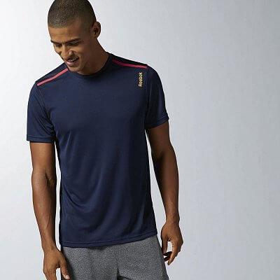 Pánské sportovní tričko Reebok WOR TECH TOP