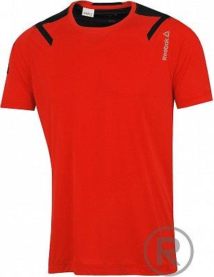 Pánské běžecké tričko Reebok SPTN M SS TEE