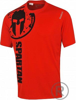 Pánské běžecké tričko Reebok SFM SS TECH T