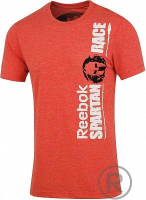 Pánské běžecké tričko Reebok SFM SS RACE T