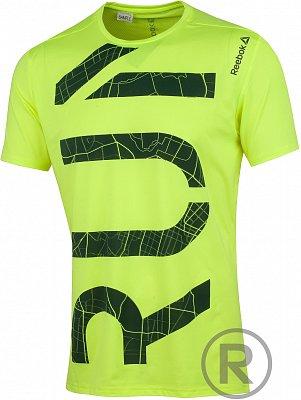 Pánské běžecké tričko Reebok OSR SS TEE