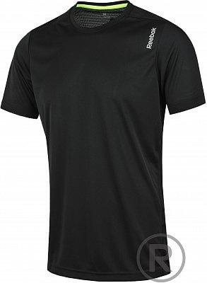 Pánské běžecké tričko Reebok RE SS TEE