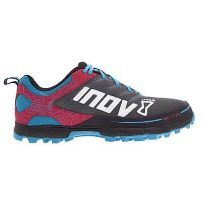 Běžecká obuv Inov-8 ROCLITE 295 (S) grey/berry/blue šedá