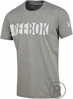 Pánské volnočasové tričko Reebok SSG CMML TEE