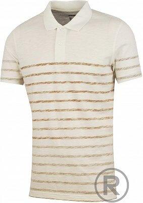 Pánské volnočasové tričko Reebok EL STRIPE POLO