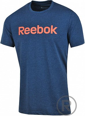 Pánské volnočasové tričko Reebok EL LOGO T