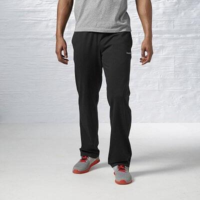 Pánské volnočasové kalhoty Reebok EL JERS OH PNT