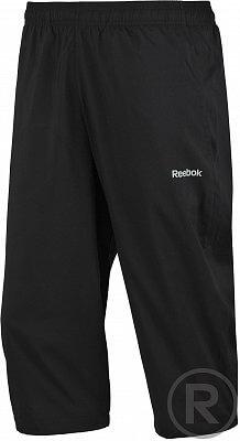 Pánské volnočasové kalhoty Reebok EL 3/4 WVN PNT