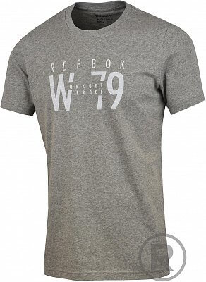 Pánské volnočasové tričko Reebok SSG GT EMBOSSED