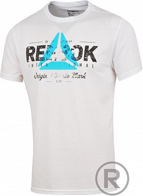 Pánské volnočasové tričko Reebok RBK ORIGIN TEE