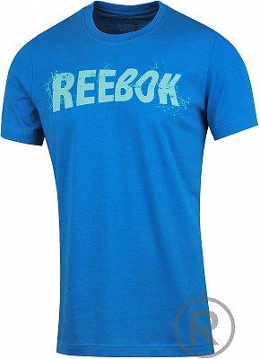 Pánské volnočasové tričko Reebok GT BASIC