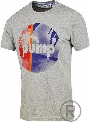 Pánské volnočasové tričko Reebok PP SNEAKER GT