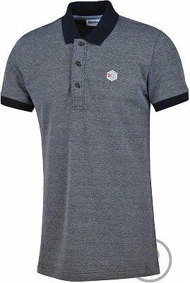 Pánské volnočasové tričko Reebok F PIQUE POLO