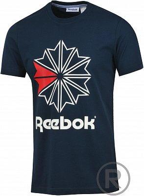 Pánské volnočasové tričko Reebok F STARCREST GR TEE