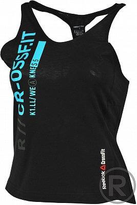 Dámské tílko na CrossFit Reebok CrossFit TANK
