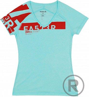 Dámské sportovní tričko Reebok OS TRIBLEND VNK