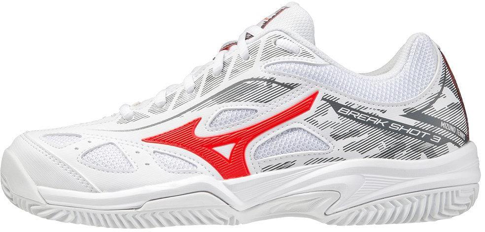 Dětská tenisová obuv Mizuno Breakshot 3 Jr CC