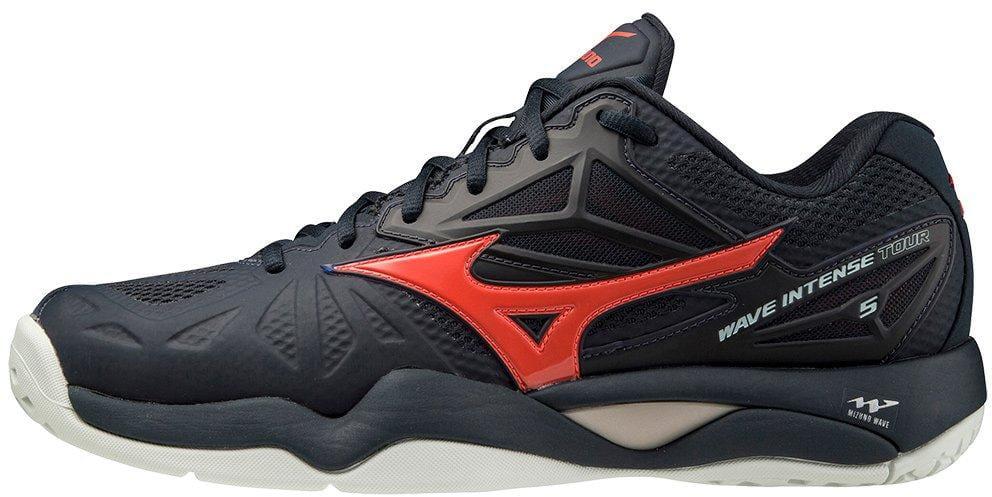 Pánska tenisová obuv Mizuno Wave Intense Tour 5 AC
