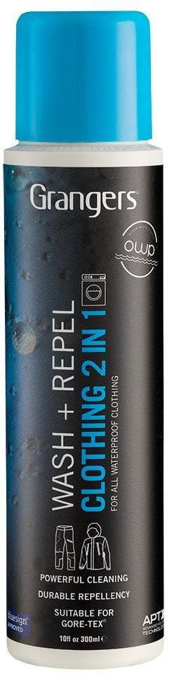 impregnácia Grangers Wash + Repel Clothing 2 in1, 300 ml
