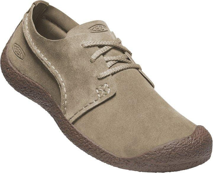 Pánská elegantní obuv Keen Howser Suede Oxford M