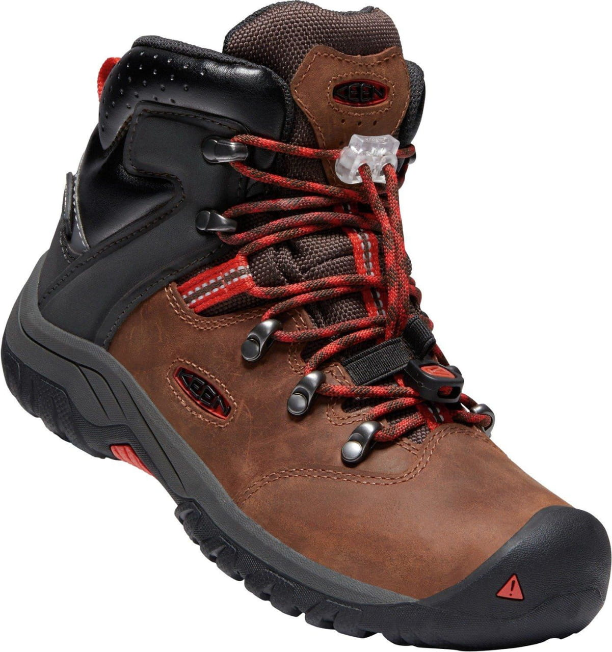 Dětská kotníková treková obuv Keen Torino II Mid WP Y