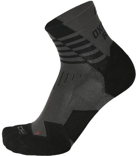 Športové ponožky Mico Compression Oxi-Jet Run Ankle Socks