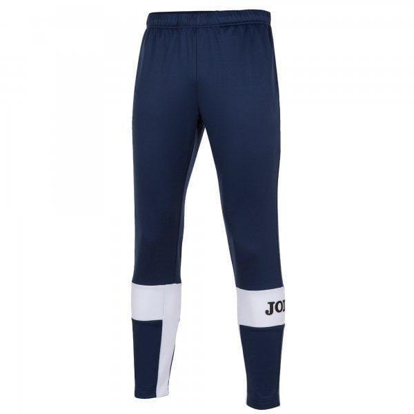 Kalhoty Joma Freedom Long Pants Dark Navy-White