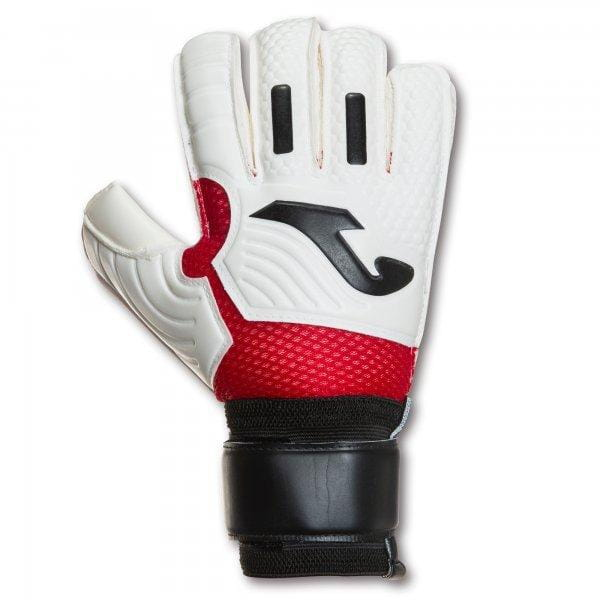 Rukavice Joma Calcio 20 Goalkeeper Gloves White-Red-Black