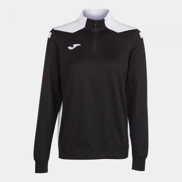 Mikiny Joma Championship VI Sweatshirt Black White
