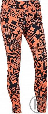 Dámské sportovní kalhoty Reebok OS LTR LEGGING