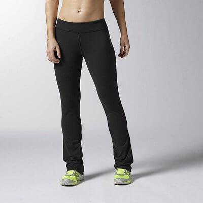 Dámské sportovní kalhoty Reebok OS NYLUX BOOTC