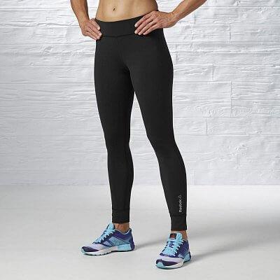 Dámské sportovní kalhoty Reebok OS NYLUX TIGHT