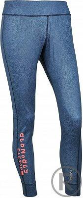Dámské sportovní kalhoty Reebok OS DENIMLEGGING