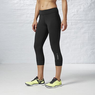 Dámské sportovní kalhoty Reebok OS NYLUX CAPRI