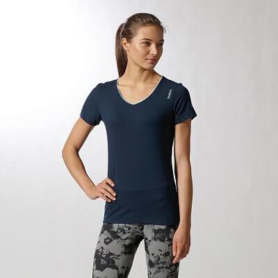 Dámské sportovní tričko Reebok SE PD V NECK