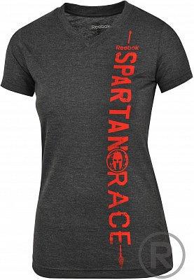 Dámské běžecké tričko Reebok SFW SS GRAPH T B