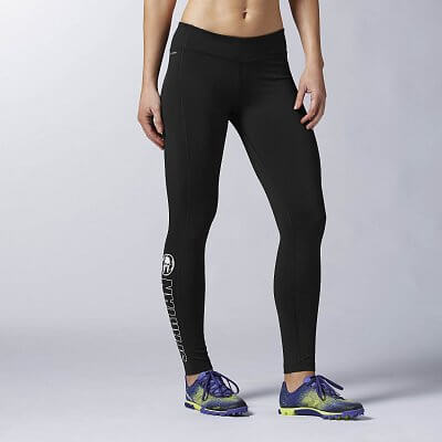 Dámské běžecké kalhoty Reebok SFW TIGHT