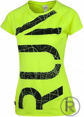 Dámské běžecké tričko Reebok OSR SS TEE